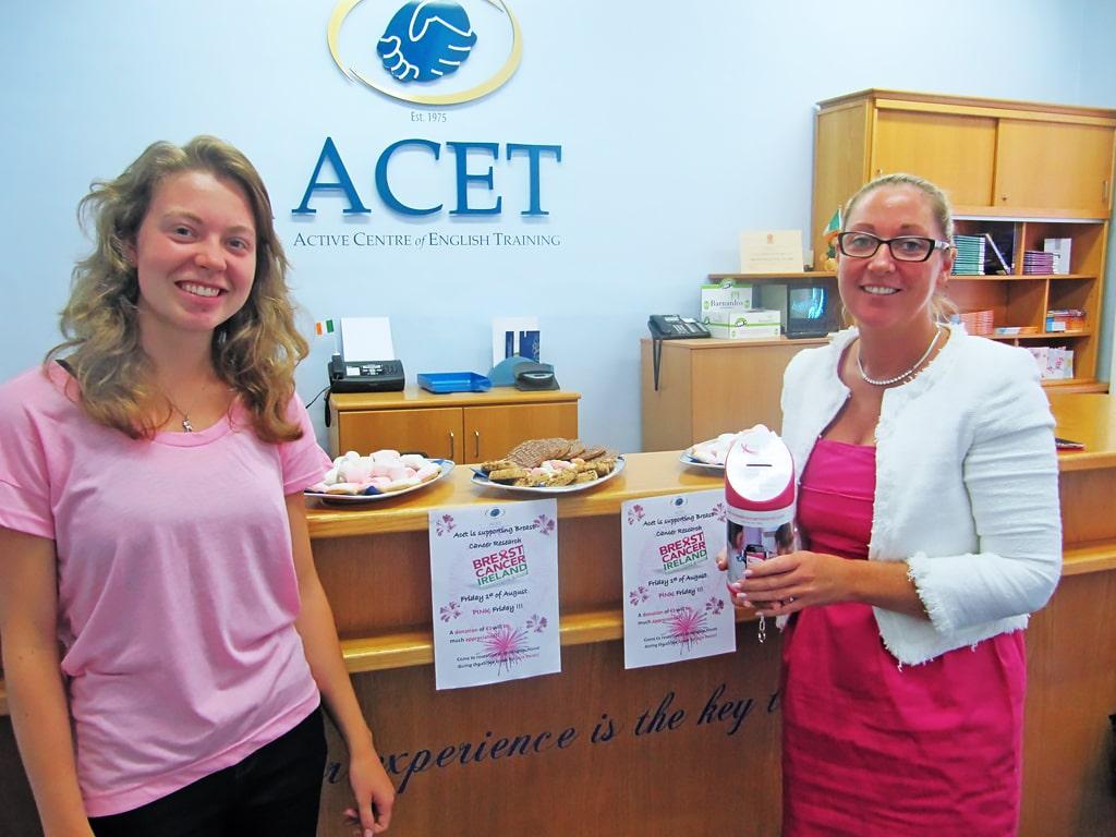 Active Centre of English Training ACET Cork | Escuela de inglés en Cork 9