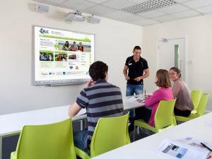 ATC Language School Dublin | Escuela de inglés en Dublín 20