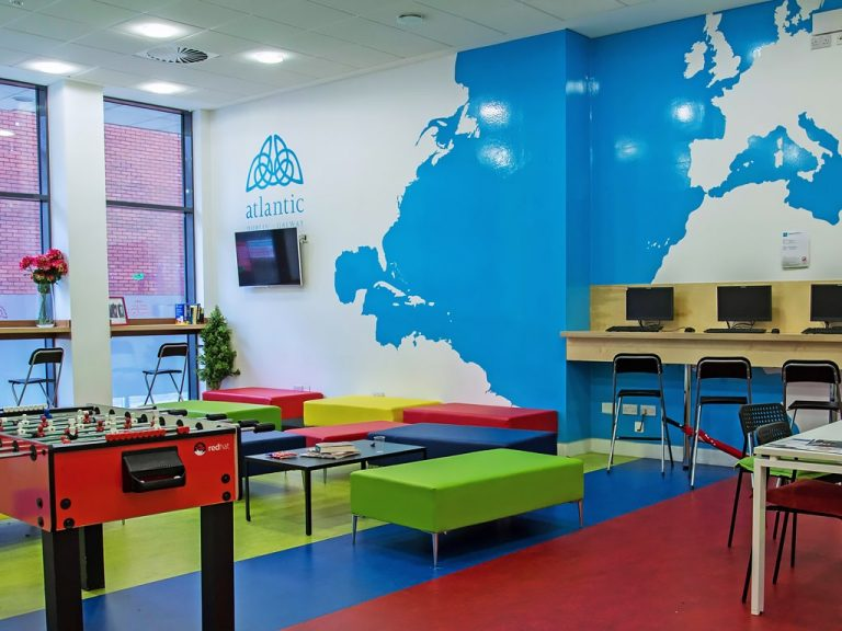 Escuela de inglés en Dublín | Atlantic Language School Dublin 1