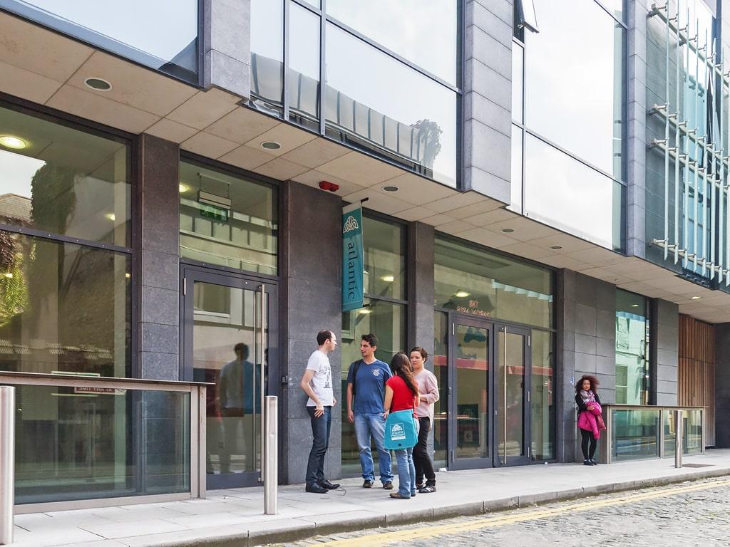 Escuela de inglés en Dublín | Atlantic Language School Dublin 10