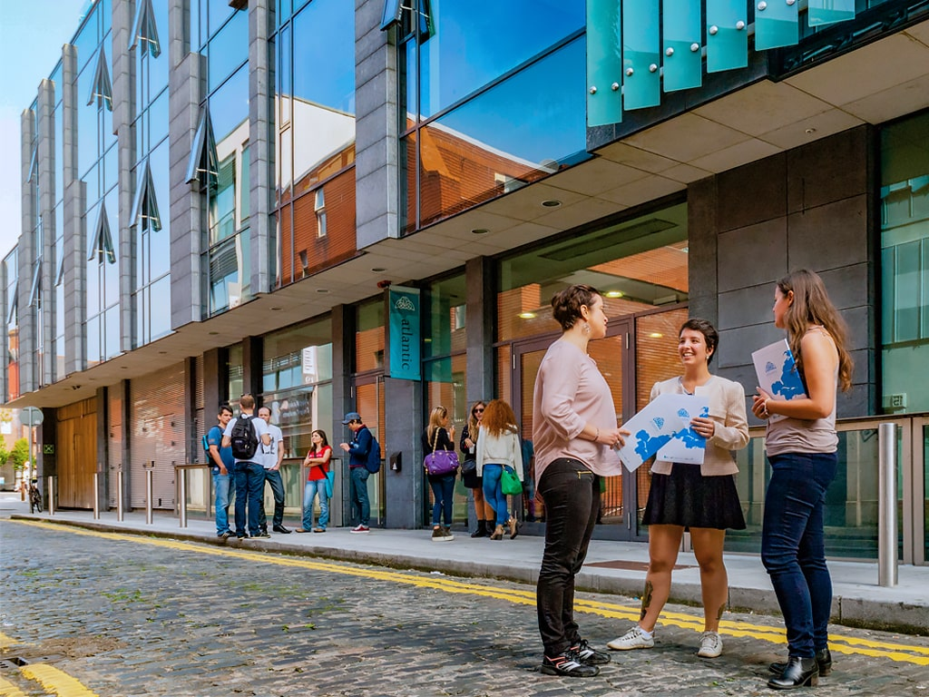 Escuela de inglés en Dublín | Atlantic Language School Dublin 4