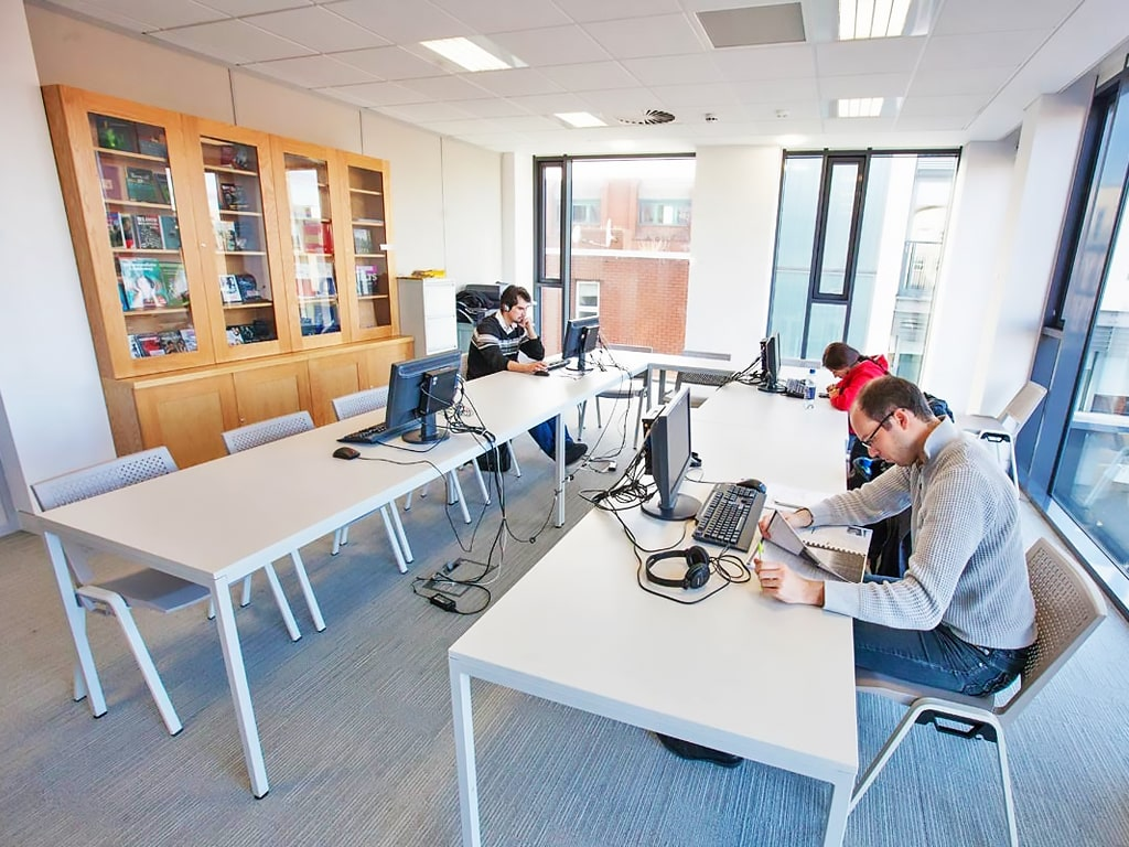 Escuela de inglés en Dublín | Atlantic Language School Dublin 5
