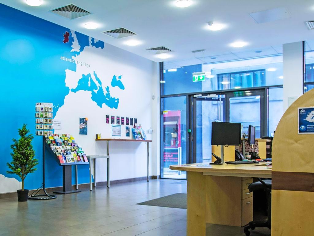 Escuela de inglés en Dublín | Atlantic Language School Dublin 8