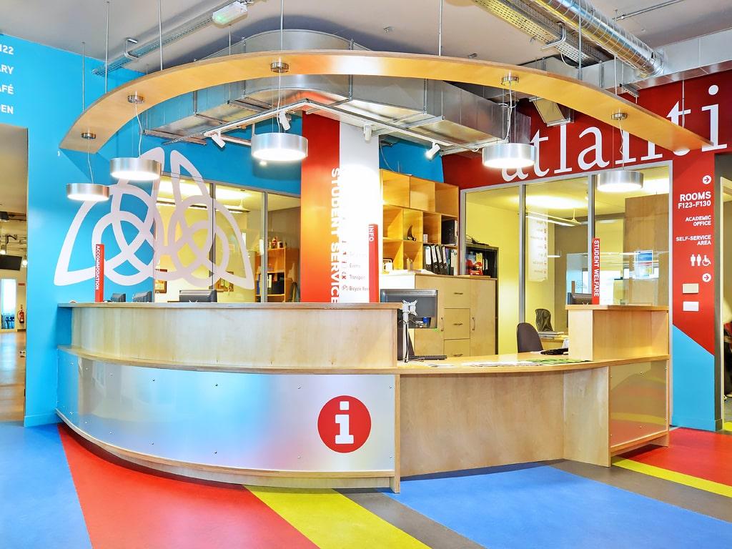 Escuela de inglés en Galway | Atlantic Language School Galway 1