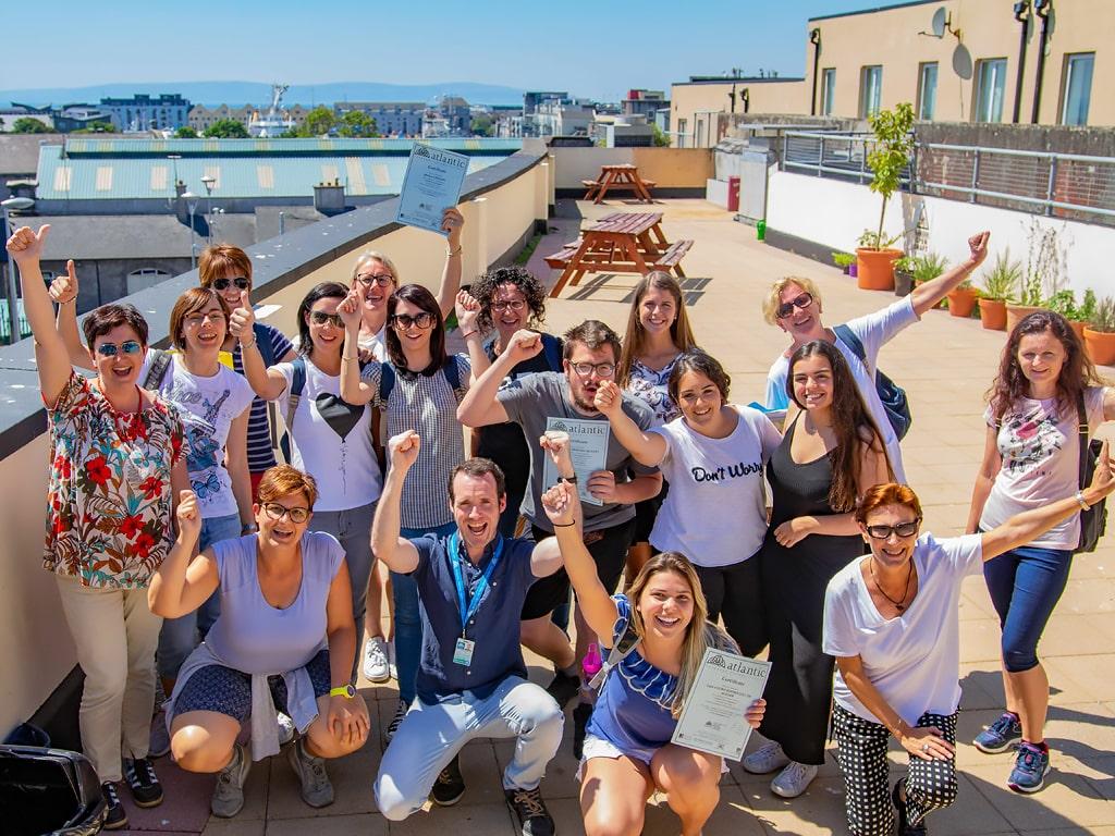 Escuela de inglés en Galway | Atlantic Language School Galway 6