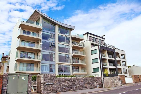 Alojamiento escuela de inglés Atlantic Language School Galway: Apartamentos Fairgreen 2