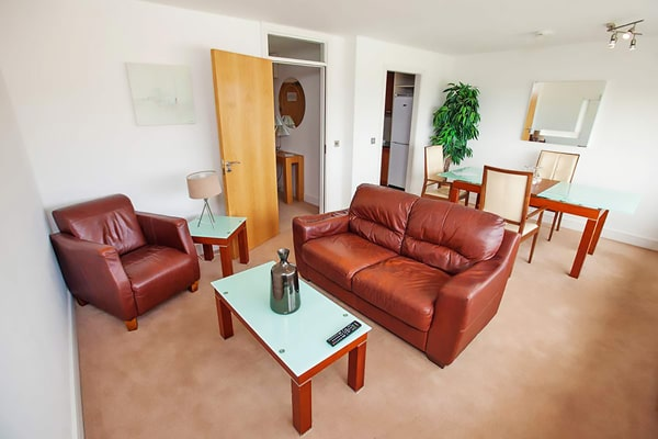 Alojamiento escuela de inglés Atlantic Language School Galway: Apartamentos Fairgreen 4