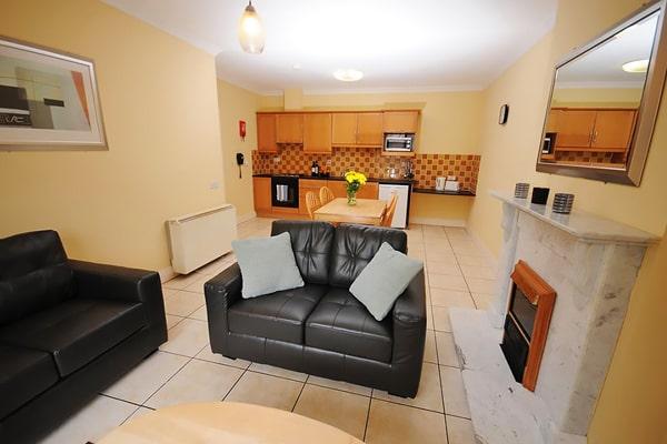 Alojamiento escuela de inglés Atlantic Language Galway: Gort Na Coiribe Residence 3