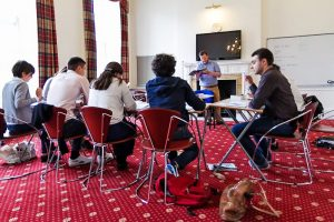 Escuela de inglés en Edimburgo | Basil Paterson Edinburgh 11
