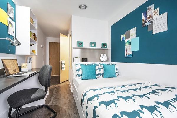 Alojamiento escuela de inglés Basil Paterson Edinburgh: Residencia de verano 3