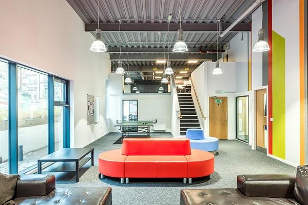 Alojamiento escuela de inglés Basil Paterson Edinburgh: Residencia de verano 4
