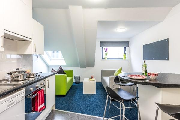 Alojamiento escuela de inglés Basil Paterson Edinburgh: Residencia de verano 5
