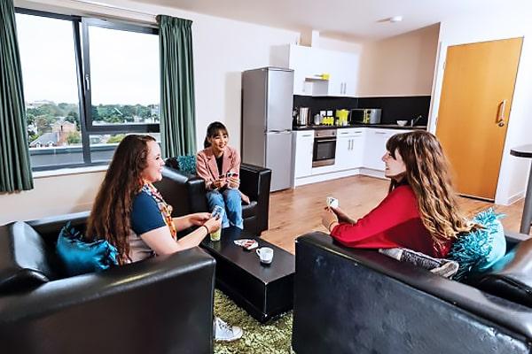 Alojamiento escuela de inglés BEET Language Centre Bournemouth: Residencia universitaria de verano 1