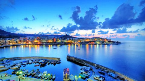 Cursos y escuelas de inglés en Gozo