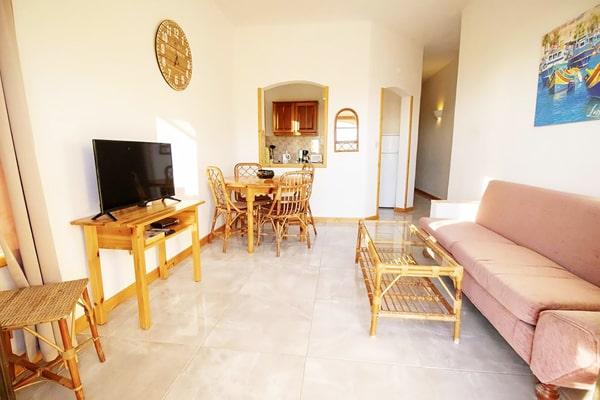 Alojamiento escuela de inglés BELS Gozo: Xlendi Seaside Apartments 1