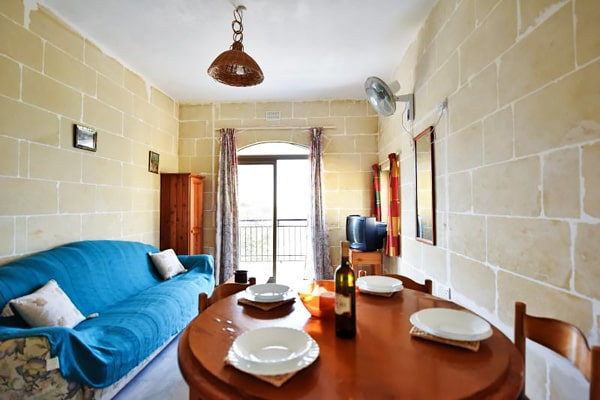 Alojamiento escuela de inglés BELS Gozo: Xlendi Seaside Apartments 4