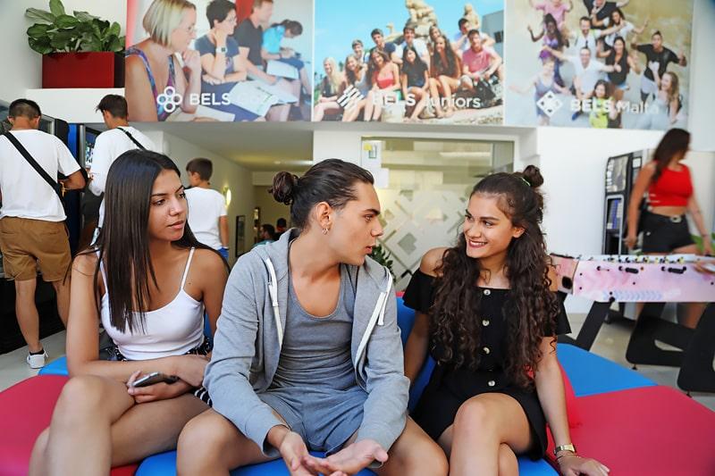 Escuela de inglés en Saint Paul's Bay | BELS Malta 3