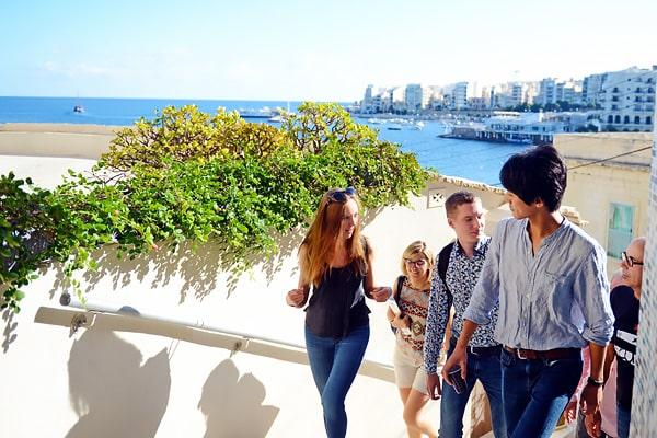 Alojamiento escuela de inglés BELS Malta: Residencia superior BELS Malta 5