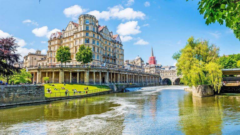 Cursos y escuelas de inglés en Bath