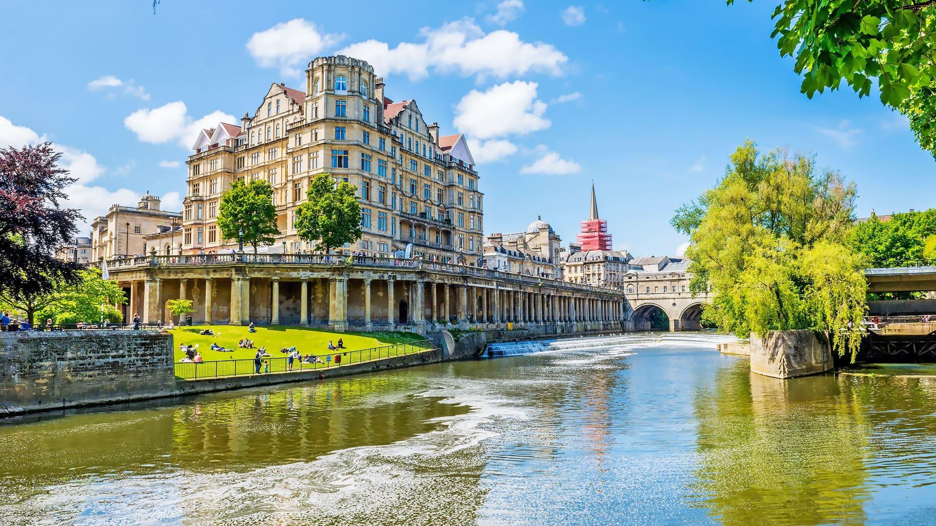 Escuela de inglés en Bath | Best in Bath