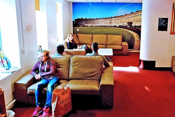 Alojamiento escuela de inglés Best in Bath: Residencia YMCA 5