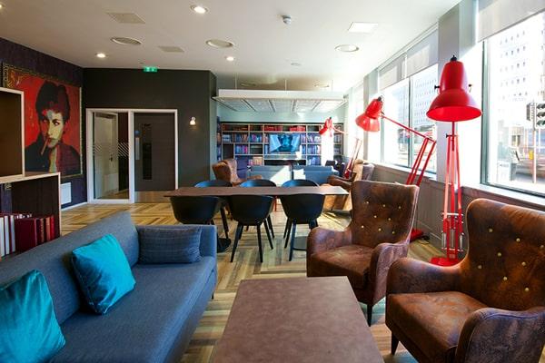 Alojamiento escuela de inglés Bristol Language Centre | BLC Bristol: Apartamentos BLC Centro Ciudad 3