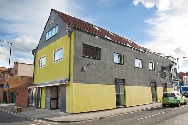 Alojamiento escuela de inglés Bristol Language Centre | BLC Bristol: Residencia Elephant House Bristol 4