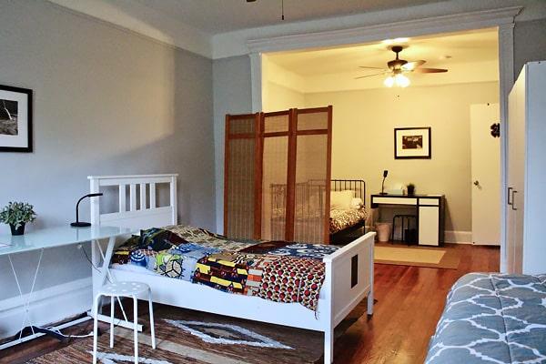 Alojamiento escuela de inglés Brooklyn School of Languages: Casa compartida Lefferts Garden 1
