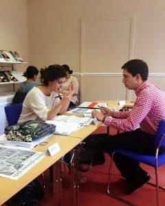 Escuela de inglés jurídico en Cambridge | Cambridge Law Studio 16