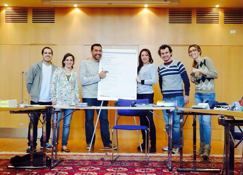 Escuela de inglés jurídico en Cambridge | Cambridge Law Studio 3