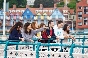 Escuela de inglés en Cardiff | Celtic English Academy Cardiff 13