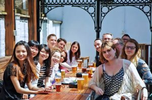 Escuela de inglés en Cardiff | Celtic English Academy Cardiff 17