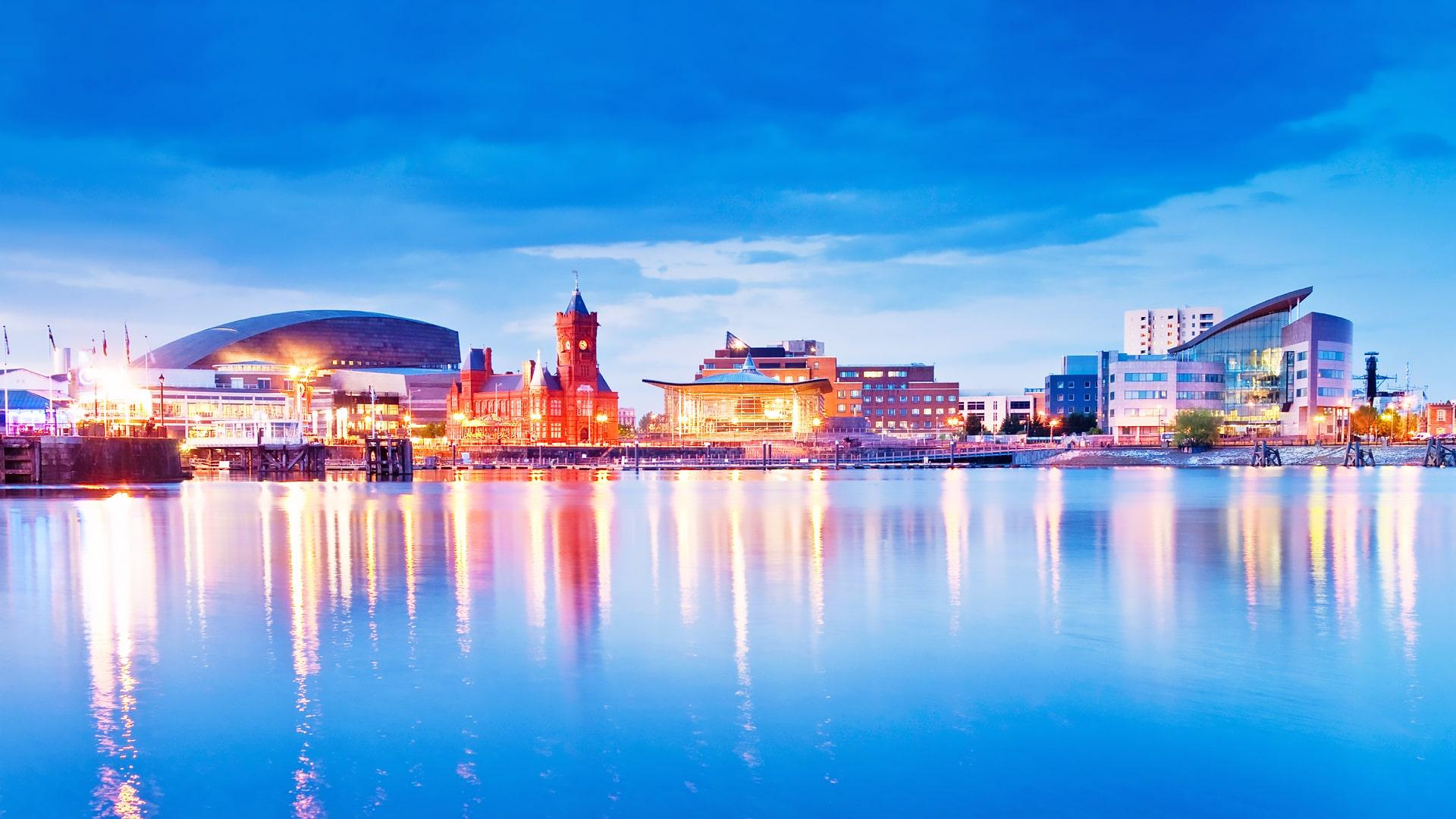 Cursos de inglés en Cardiff