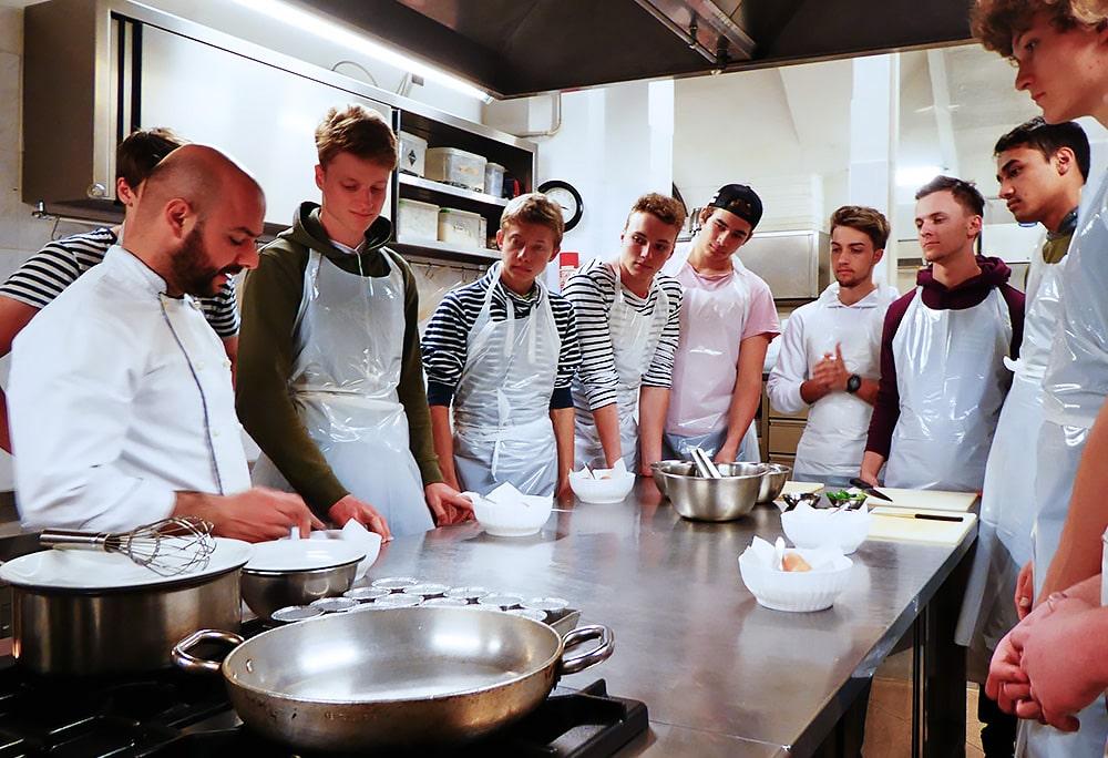Escuela de italiano en Florencia | Centro Fiorenza Florencia IH Florence 10