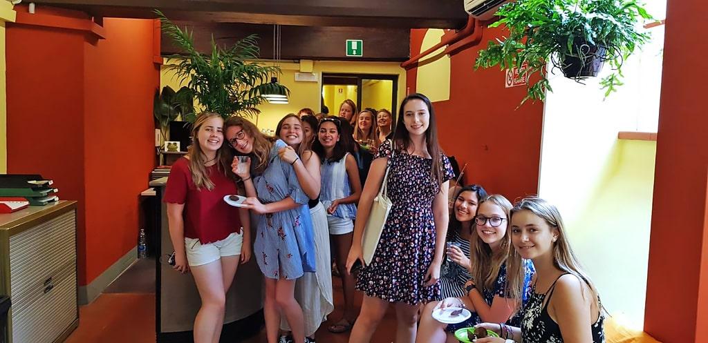 Escuela de italiano en Florencia | Centro Fiorenza Florencia IH Florence 6