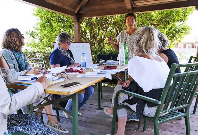 Escuela de italiano en la Isla de Elba   Centro Fiorenza Island of Elba 1