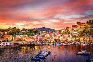 Escuela de italiano en la Isla de Elba | Centro Fiorenza Island of Elba 2