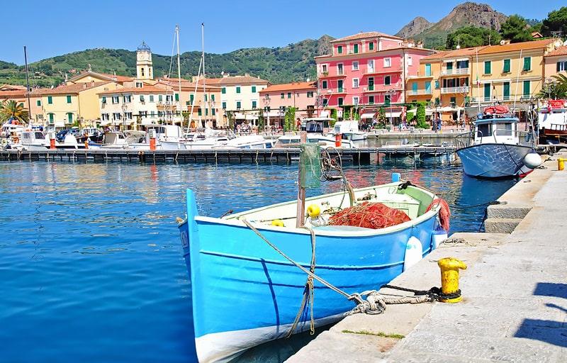 Escuela de italiano en la Isla de Elba | Centro Fiorenza Island of Elba 3