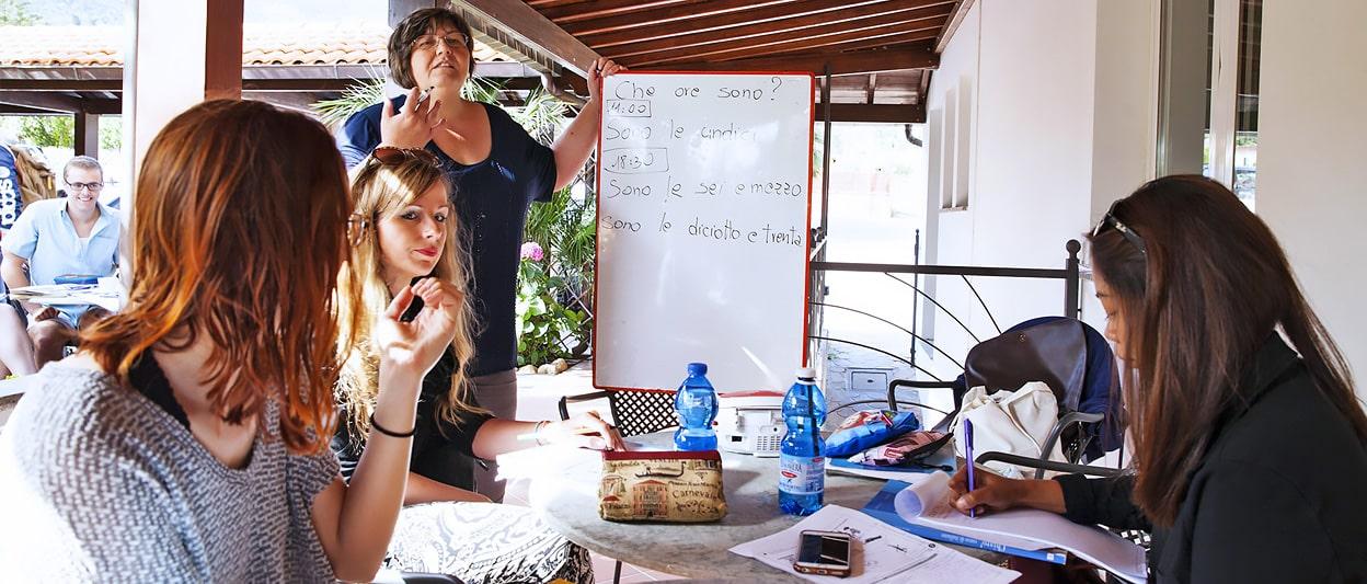 Escuela de italiano en la Isla de Elba | Centro Fiorenza Island of Elba 6