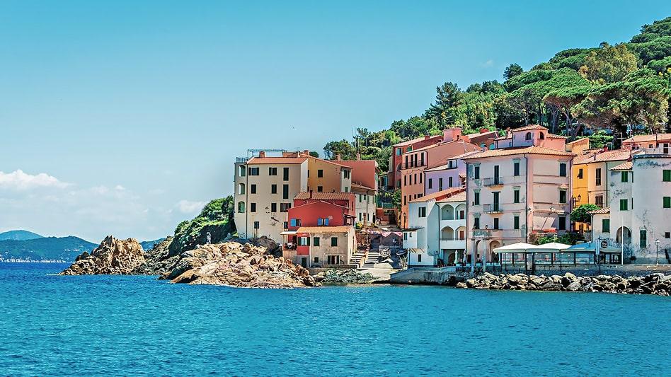 Escuela de italiano en la Isla de Elba | Centro Fiorenza Island of Elba 7