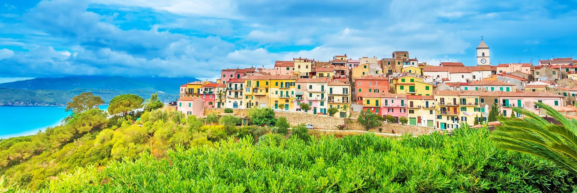 Centro Fiorenza Island of Elba – Escuela de italiano en la Isla de Elba