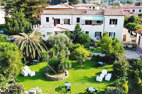 Alojamiento escuela de italiano Centro Fiorenza Island of Elba: Hotel Casa Lupi 1