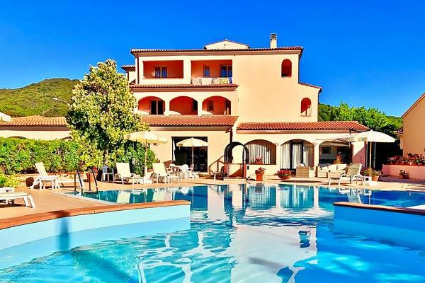 Alojamiento escuela de italiano Centro Fiorenza Island of Elba: Hotel Gabbiano Azzurro 1