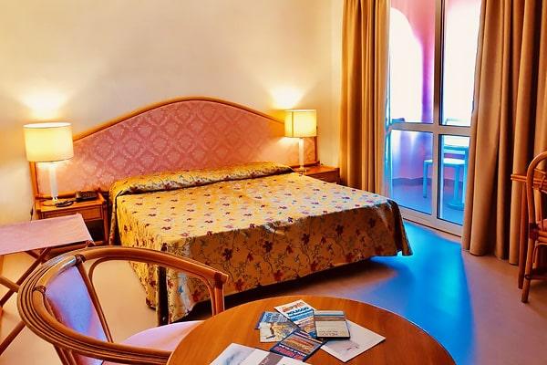Alojamiento escuela de italiano Centro Fiorenza Island of Elba: Hotel Gabbiano Azzurro 2