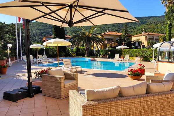 Alojamiento escuela de italiano Centro Fiorenza Island of Elba: Hotel Gabbiano Azzurro 3