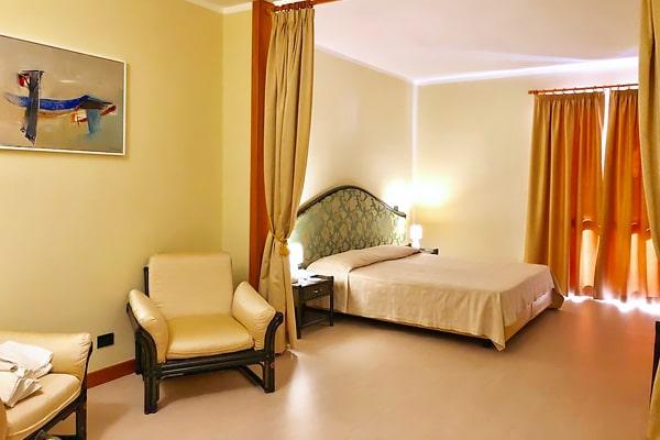 Alojamiento escuela de italiano Centro Fiorenza Island of Elba: Hotel Gabbiano Azzurro 4