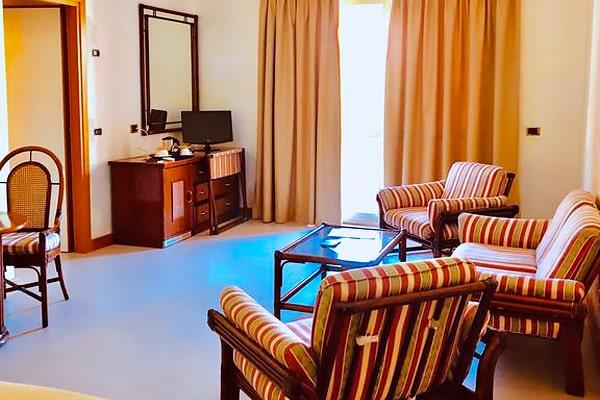 Alojamiento escuela de italiano Centro Fiorenza Island of Elba: Hotel Gabbiano Azzurro 5