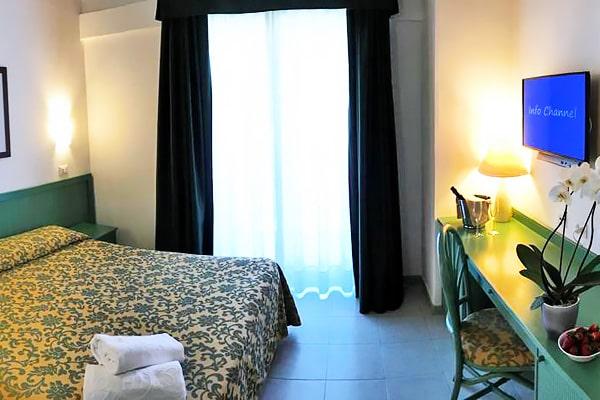 Alojamiento escuela de italiano Centro Fiorenza Island of Elba: Hotel Tamerici 2