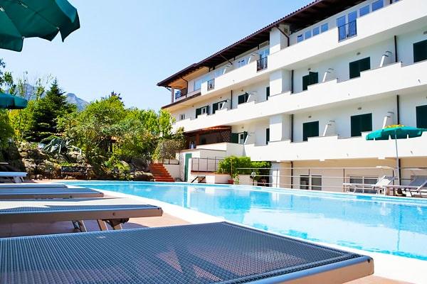 Alojamiento escuela de italiano Centro Fiorenza Island of Elba: Hotel Tamerici 3