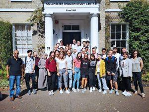 Escuela de inglés en Colchester   CESC Colchester English Study Centre 1